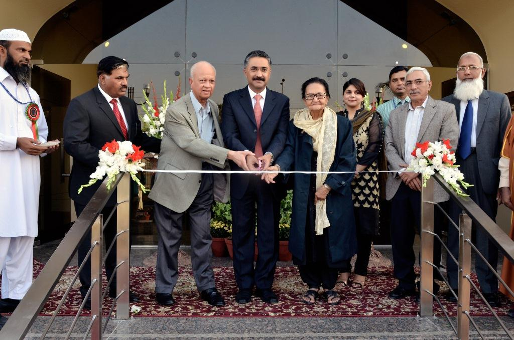 Inauguration Ceremony of Newly Renovated DCL Complex